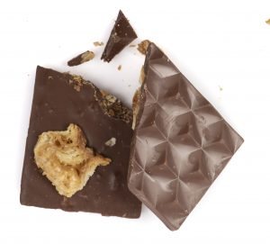 Introducing the world's first & only Butter Tart Chocolate Bar.